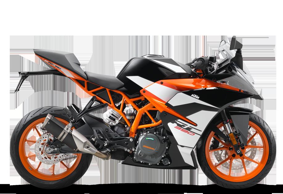 KTM 2018 RC 390