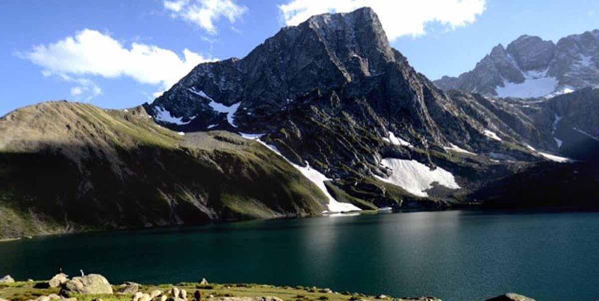 gangabal lake trek