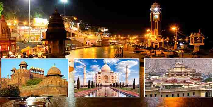 Golden Triangle Tour with Haridwar and Rishkesh