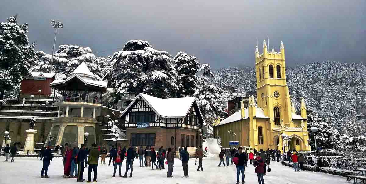 Delhi Shimla Weekend Tour