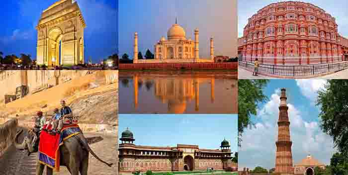 Golden Triangle Tour 5 Nights 6 Days