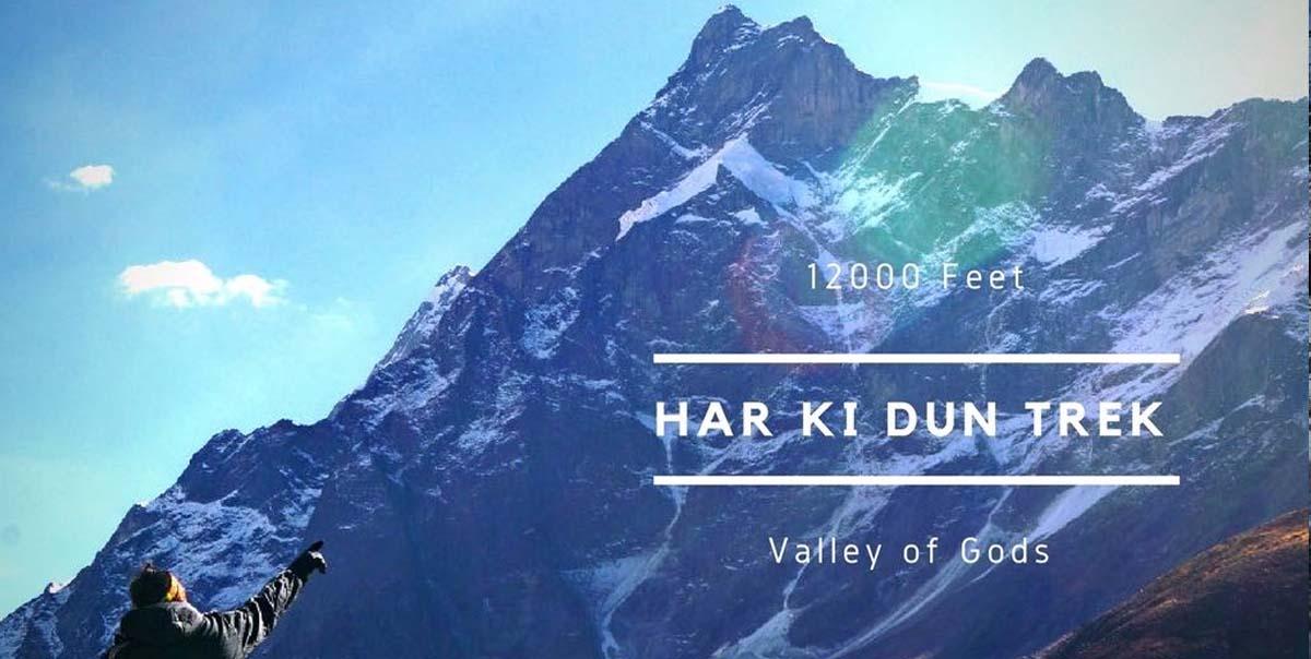 Har Ki Doon Trek