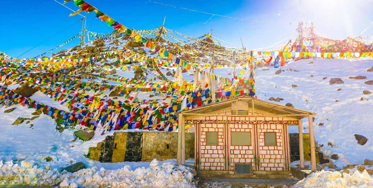 Palaces of Himalayas