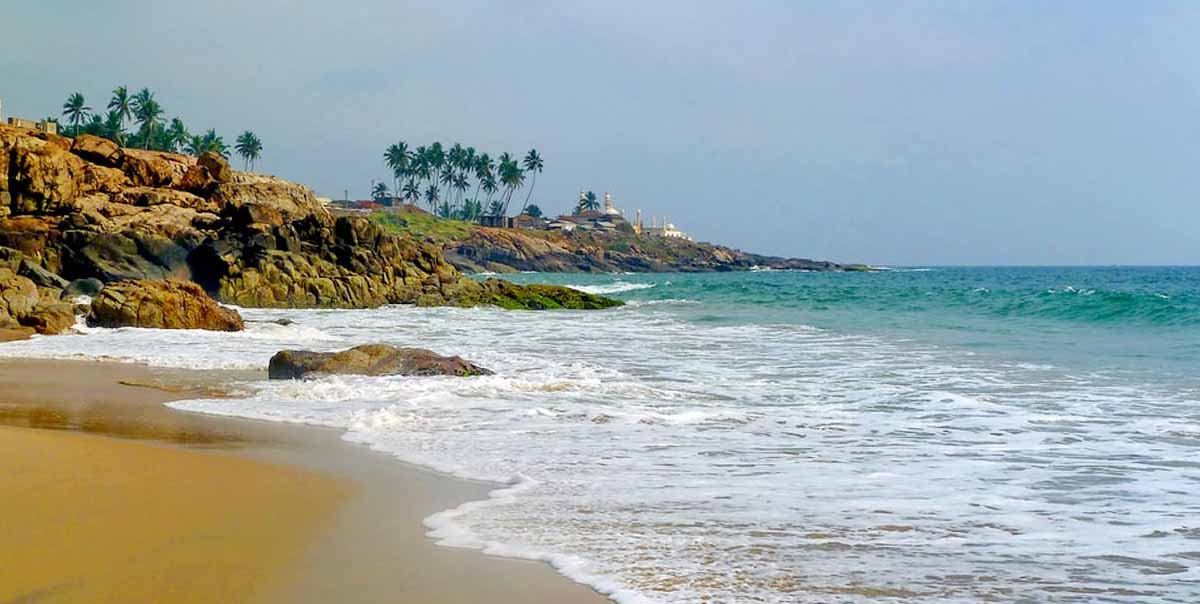 Kovalam and Kanyakumari Honeymoon Tour Package