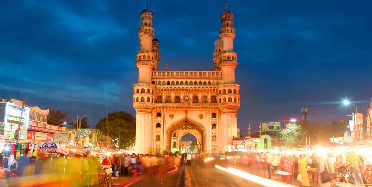Car hire in Hyderabad
