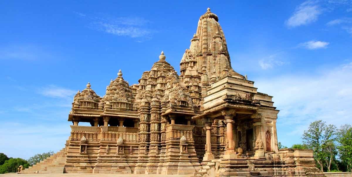Golden Triangle Tour with Khajuraho Temple