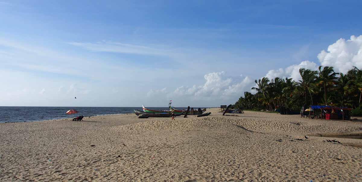 Marari Beach Resort Tour Package