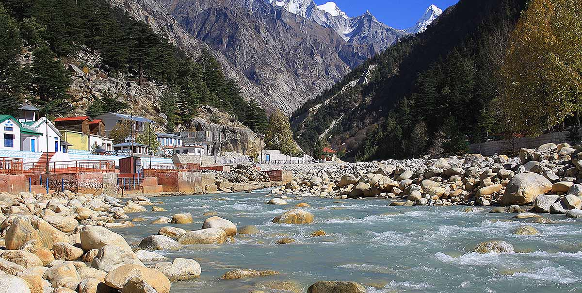 sources of ganges trek