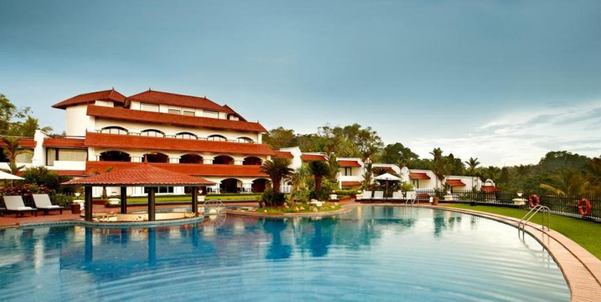varkala taj garden retreat tour package