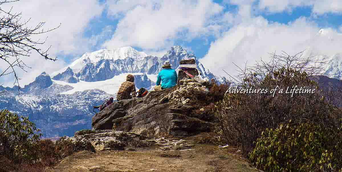 yuksom to dzongri & goecha la trek